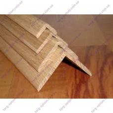 Уголок наружный деревянный декор 50мм
