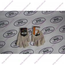 Перчатки № 554 натур. белые
