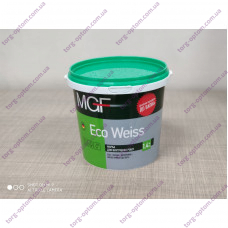 "Краска для дома внутри В/Э ""ECO WEISS"" M1 ""MGF"" 1,4кг (8шт)"