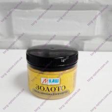 Краска акриловая декоративная Золото 100 грамм (Упак. 20шт)