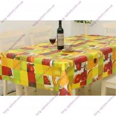Клеенка на стол (флиз) Турция 25м