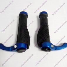 Ручки на руль резиновая №01